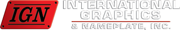 International Graphics and Nameplate